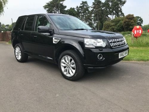 ***SOLD***Freelander 2 HSE SD4 2013 Automatic***SOLD***